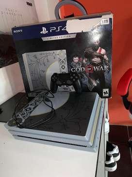 PS4 PRO Edition God of War