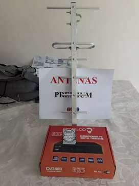 Antenas premiun