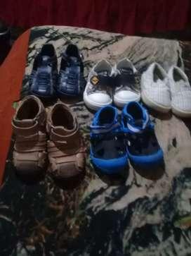 Vendo calzados de bebé