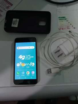 Vendo Celular Samsung Core j2 dorado liberado