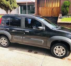 VENDO Fiat uno way. Motor 1.4 nafta y GNC