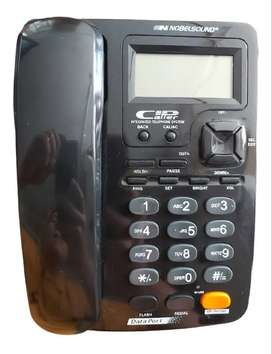 Teléfono Fijo Lcd Casa Oficina Multifuncional Altavoz Calcul
