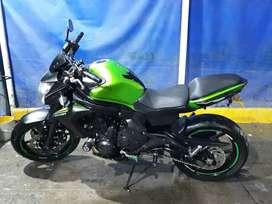 Hermosa Kawasaki ER6N 2014 $16'800.000 40 Mil Kms