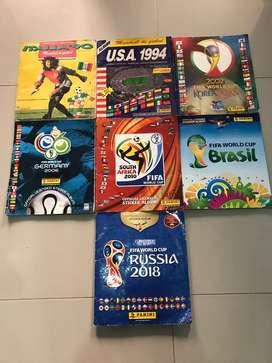 Album panini mundial de Futbol Cambio Vendo