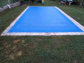 Cobertores para piletas y piscinas