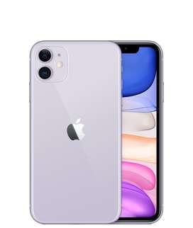 iPhone 11 128GB Lila