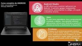 Android y Java, Dictamos Clases, Cursos, seminarios, contamos con expertos profesores