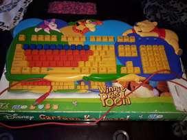 Se vende teclado para computador  marca Disney sin uso