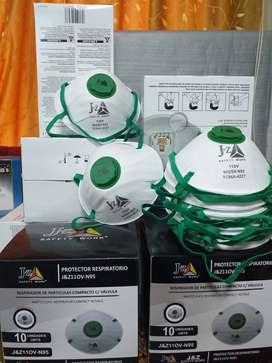 Accesorio de protección respiratorio