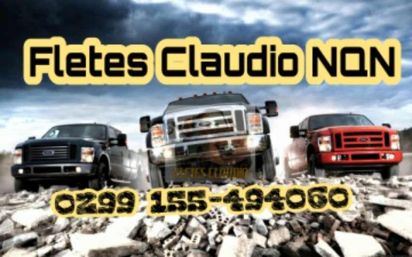 Fletes Claudionqn Neuquén 0