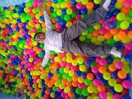 Piscina de pelotas alquiler en Pereira