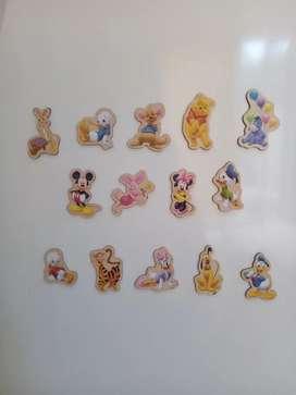 Disney juego de imanes