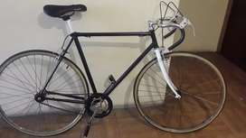 Bicicleta de ruta vintage