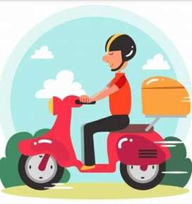 Flete en moto