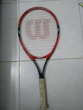 Raqueta wilson Roger federee