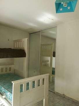 Habitación INDIVIDUAL y compartidas