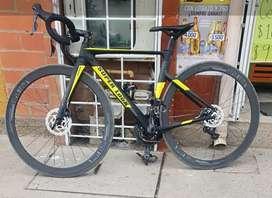 Bicicleta súper look