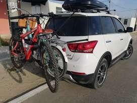 RACK PORTABICICLETAS PARA AUTO/SUV/