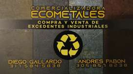 Metales y materiales reciclables