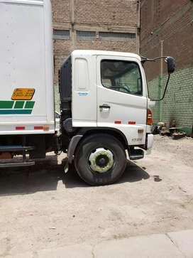 Furgon para transporte de carga seca