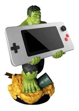 Soporte -  Hulk Cable Guys Soporte Para Mandos / Celulares - Hulk