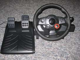 Vendo Logitech driving forcé gt