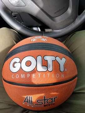 Vendo O Cambio Balón de Baloncesto Golty