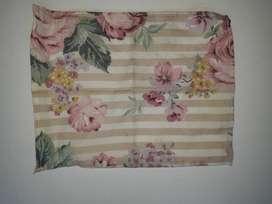 pañuelo estampado de los setenta