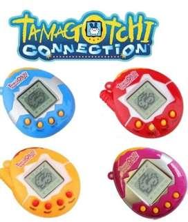 Tamagotchi 49 Mascotas Virtual 5cm En 1 Juguete Tama Niños