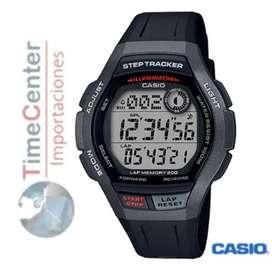 Reloj Casio Digital Para Hombre Ws-2000h-1av