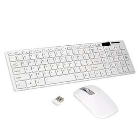 Combo Teclado Numerico + Mouse Optico Inalambrico K-06