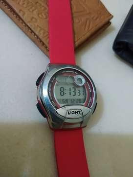 Vendo hermoso reloj deportivo marca Casio original
