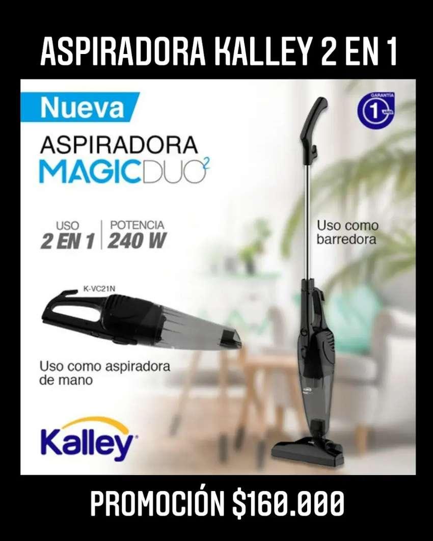 Aspiradora kalley 2 en 1 0