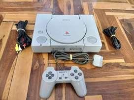 Playstation 1 en jaen