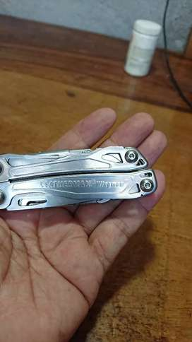 Vendo leatherman wingman