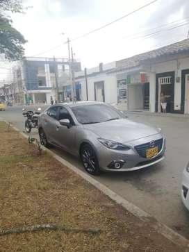 Mazda 3 exelente estado automático recibo carro de menor valor