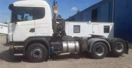 Scania 360 Impecable