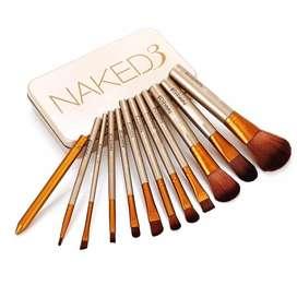 Brochas de maquillaje Naked