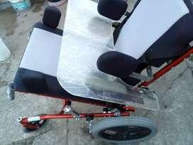 Vendo silla ruedas
