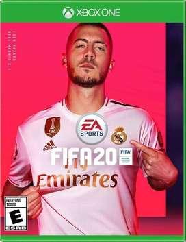 Fifa 20 Xbox One Fisico Original Nuevo Y Sellado