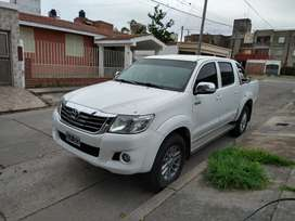 Toyota Hilux SRV 2.7 Nafta