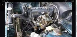 Motor chevrolet san remo