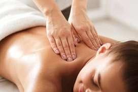 Masajes terapeuticos para mejorar el stres.