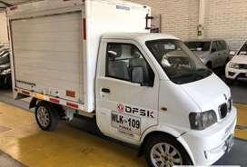 Se vende camioneta dfsk 1300 cc,con furgon,excelente estado, precio economico
