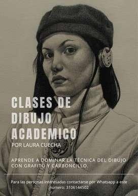 CLASES DE DIBUJO ACADEMICO