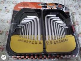 Set de llaves allen y tork CR-V