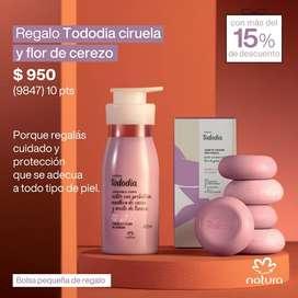 TODODIA CIRUELA Y FLOR DE CEREZO