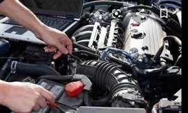 Técnico ElectroMecánico con conocimientos de motores, cajas, suspensión, electricidad, electrónica