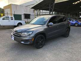 Volkswagen Tiguan 2013 Manual 4x2