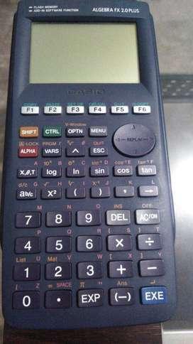 CALCULADORA CASIO FX 2.0PLUS